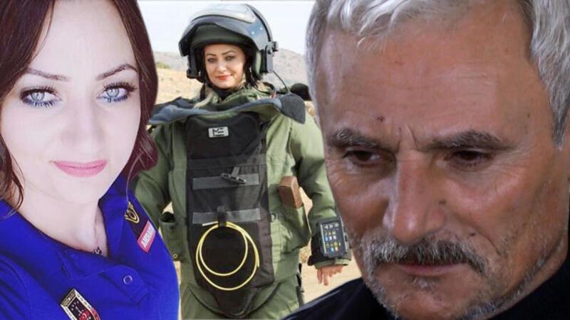 Şehit Esma Çevik'in acılı babası konuştu