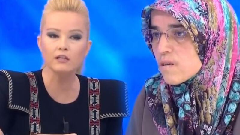 Müge Anlı canlı yayında isyan etti: Sen ve senin gibi kadınlara hayret ediyorum