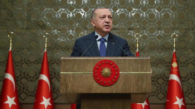 Cumhurbaşkanı Erdoğan'dan İmamoğlu'na Kanal İstanbul yanıtı