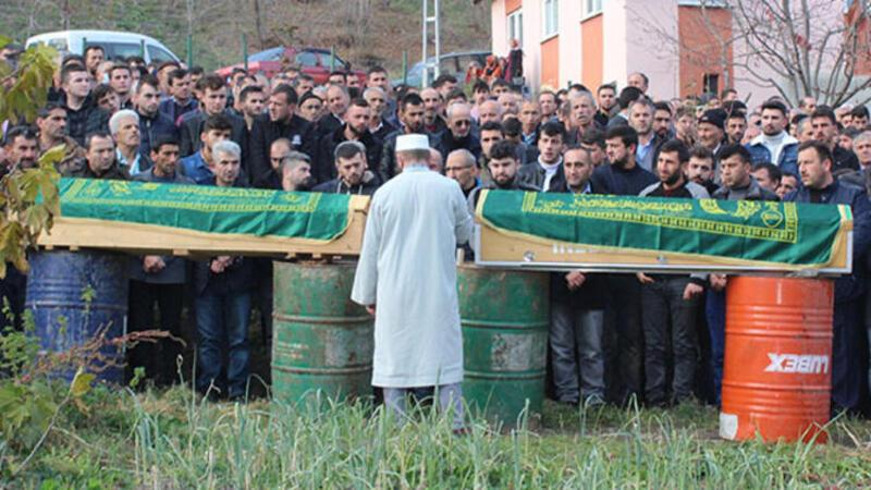 Köyde büyük yas: 9 günde 6 kurban