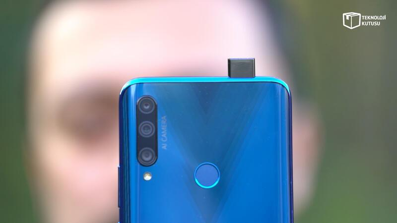 Honor 9X: Pop-up kameralı amiral telefonu inceledik