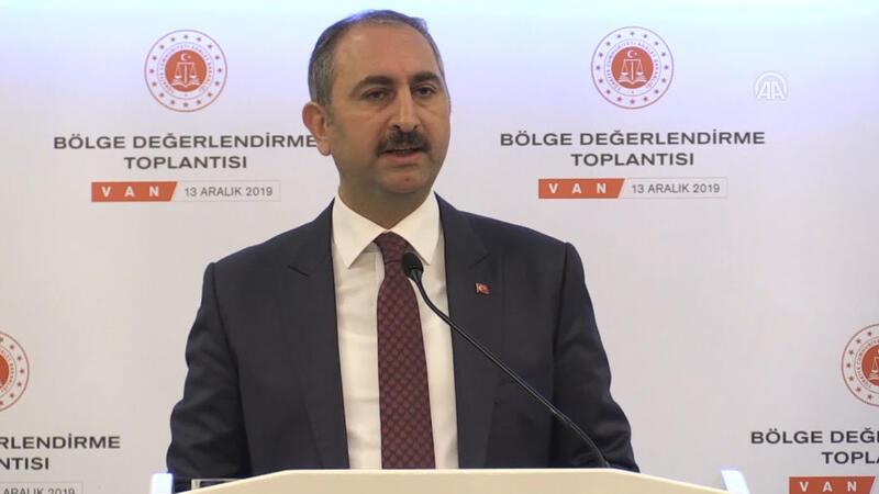 Adalet Bakanı Gül'den ABD Senatosu'nun Ermeni kararına sert yanıt