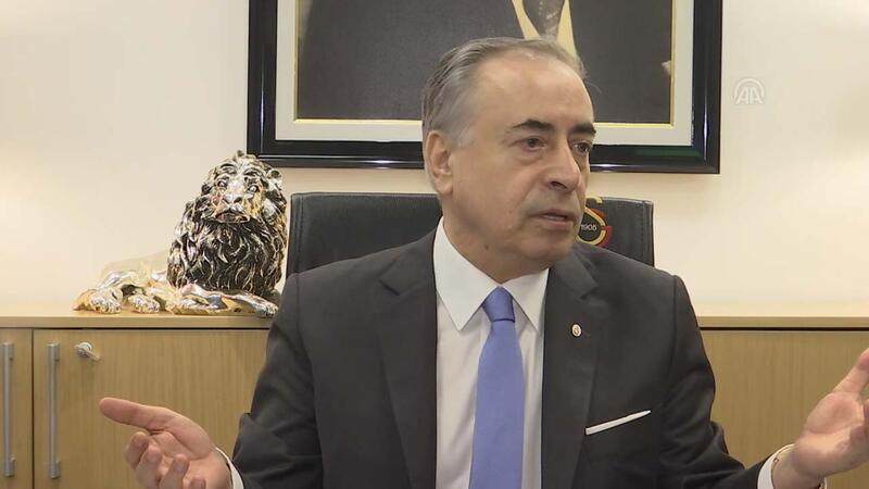 """Mustafa Cengiz: """"MHK Başkanı gelemez"""""""