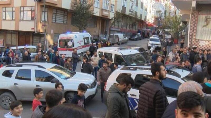 İstanbul'da hareketli dakikalar