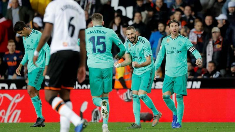 VİDEO | Valencia 1-1 Real Madrid (MAÇ ÖZET)