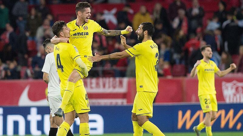 VİDEO | Sevilla 1-2 Villarreal (MAÇ ÖZET)