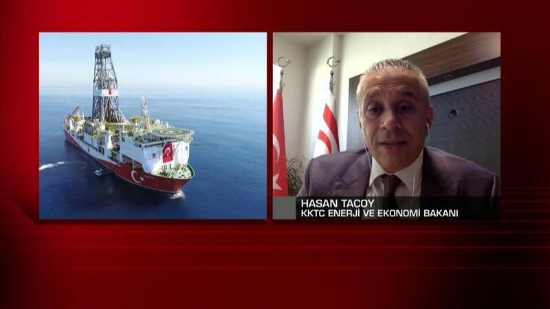 KKTC Enerji Bakanı Doğu Akdeniz ile ilgili çarpıcı rakamları açıkladı