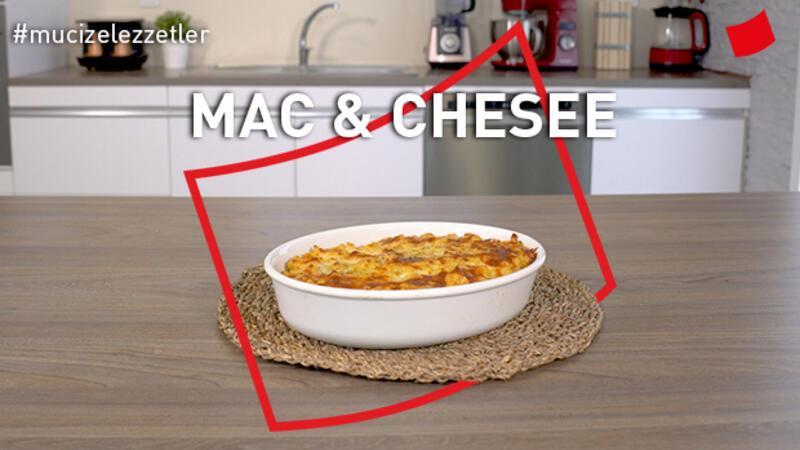 Mac & Chesee | Mucize Lezzetler