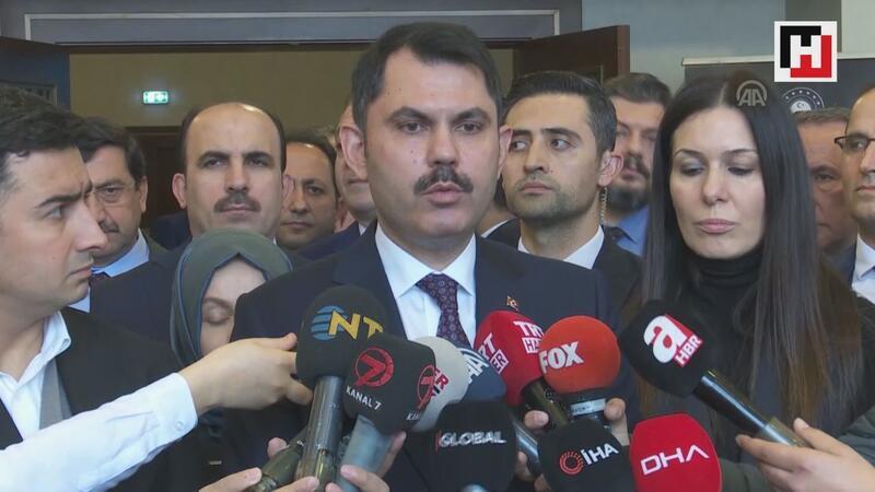 """Kurum: """"(Kanal İstanbul Projesi) İstanbul Büyükşehir Belediyesinin tek taraflı olarak protokolden çekilme hakkı yok"""""""