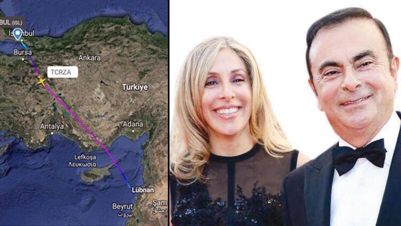 Dünyanın konuştuğu kaçışta Atatürk Havalimanı'nda dikkat çeken iki uçuş