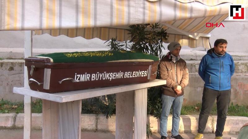 İzmir'deki pusuda hayatını kaybedenler toprağa verildi