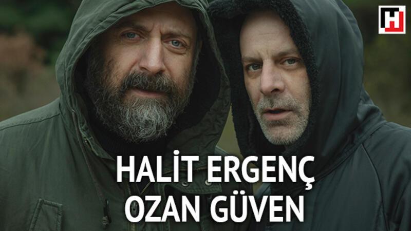 HALIT ERGENC OZAN GUVEN