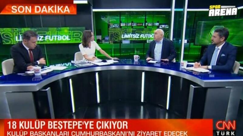 18 kulübü Beştepe'ye giderek Cumhurbaşkanı Erdoğan'ı ziyaret edecek