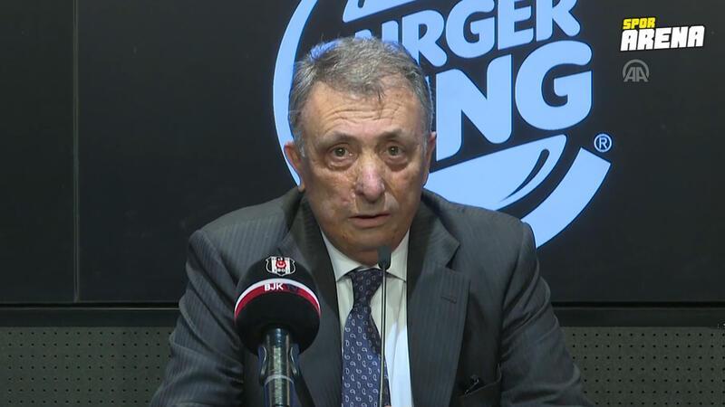 Beşiktaş Başkanı Çebi'den transfer açıklaması
