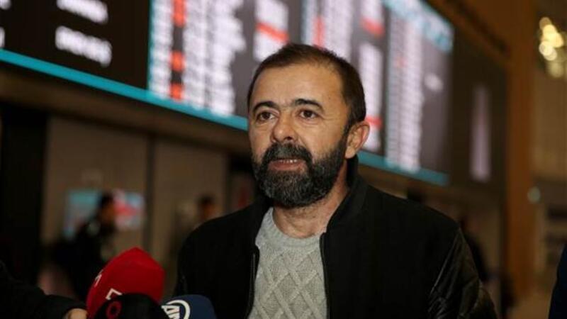 Mısır'da serbest bırakılan AA çalışanı Türkiye'ye geldi
