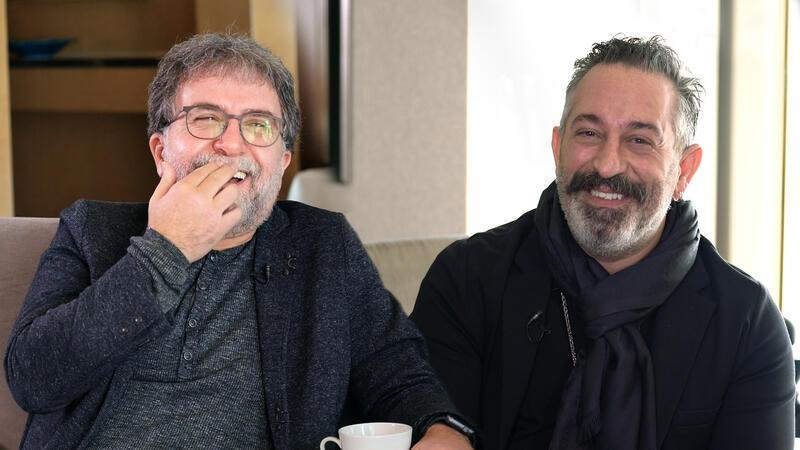 'Önce komi sonra komik' Cem Yılmaz, Ahmet Hakan'a konuştu