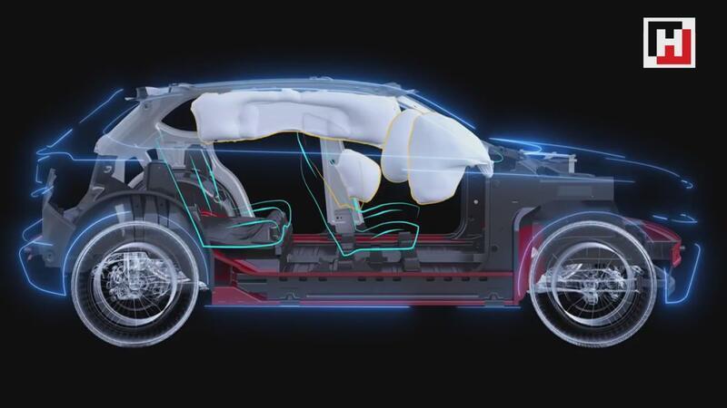 Yerli otomobil Euro NCAP 5 yıldız güvenlik normlarını sağlayacak