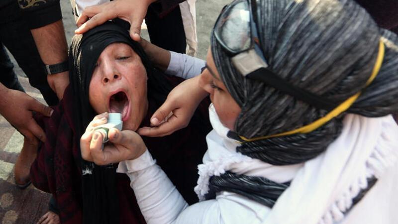 Irak'ta hükümet karşıtı protestolar: