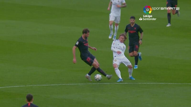 La Liga'da haftaya damga vuran hareketler