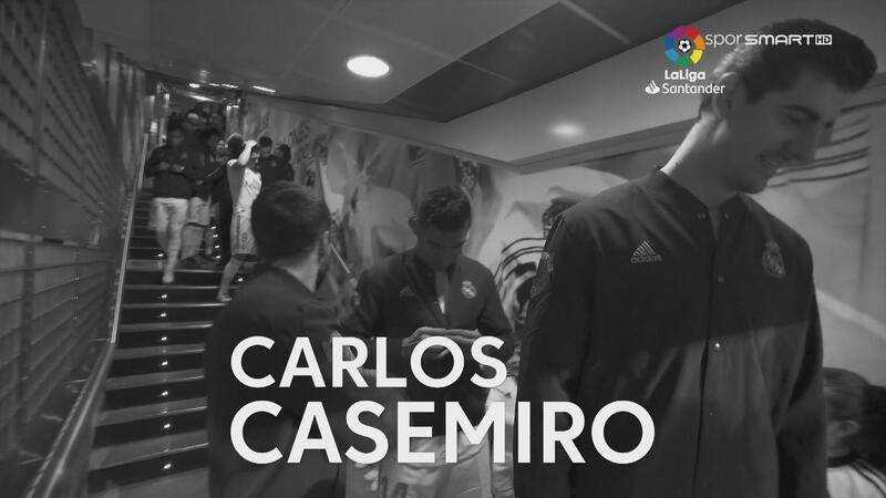 La Liga'da 20. Haftanın Oyuncusu: Carlos Casemiro