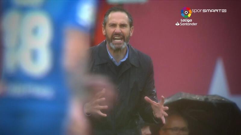 La Liga'da 20.Haftanın teknik adamları