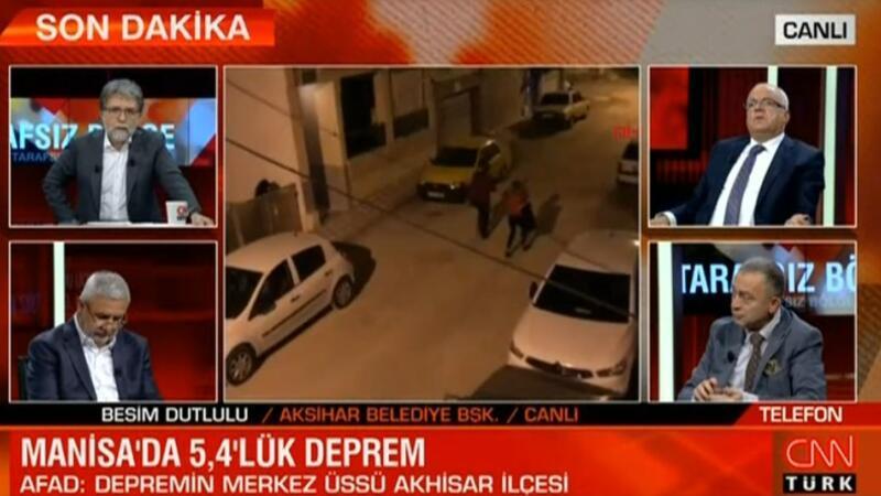 Akhisar Belediye Başkanı Besim Dutlulu açıklamalarda bulundu