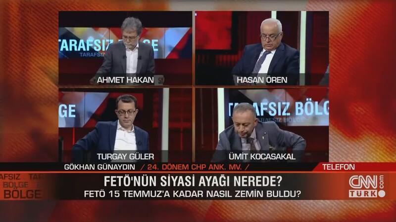 Ahmet Hakan CHP'li eski vekili yayından aldı