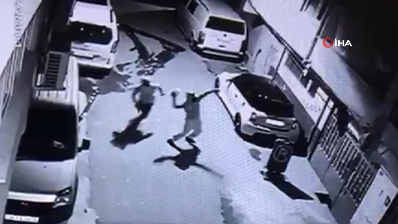 Beyoğlu'nda el yapımı patlayıcı ile saldırı