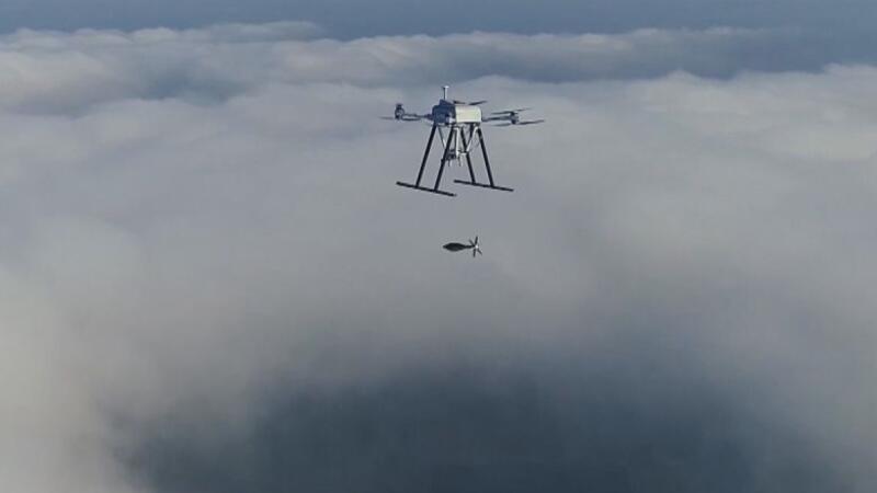 Silahlı drone Songar, Togan ile ilke imza atacak