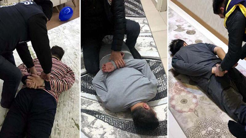 Ankara'da işkenceci tahsilat çetesine operasyon