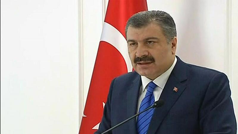 """Sağlık Bakanı Fahrettin Koca, 'Koronavirüs"""" hakkında konuştu"""