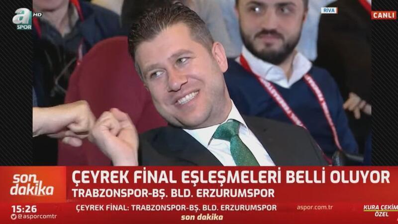 Kırklarelispor Başkanı, Fenerbahçe eşleşmesine böyle tepki verdi