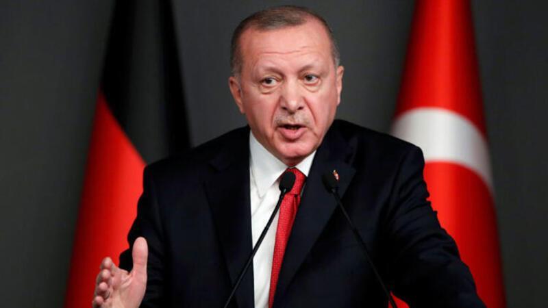 Cumhurbaşkanı Erdoğan: Hafter'in ateşkesi kabul ettiğine ben inanmıyorum