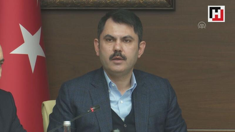 """Bakan Kurum: """"Hem Sürsürü hem de Mustafa Paşa mahallesinde kentsel dönüşüm projesi gerçekleştireceğiz"""""""