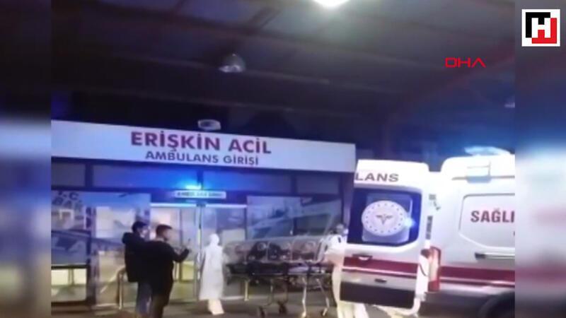 İzmir'de corona virüs şüphesi
