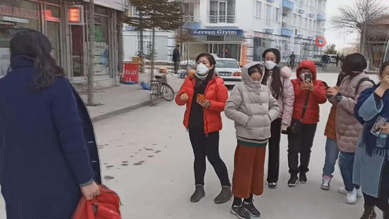 Aksaray'da koronavirüsü paniği