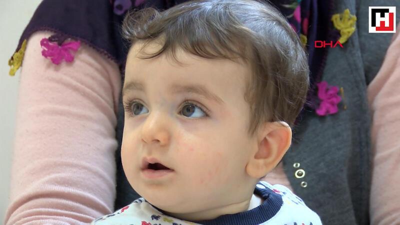 Umut bebek, yaşamak için ilaç bekliyor