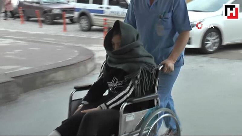 Kapadokya'da tedavi altına alınan Çinli turist taburcu edildi