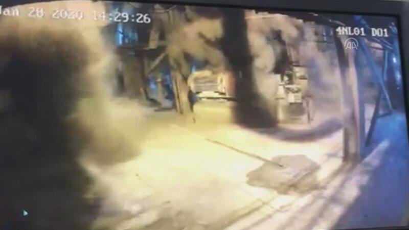Kırkağaç depremi Soma Termik Santrali'nde de hissedildi
