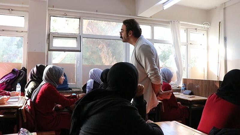 Serabral palsiye inat öğrencilerine ışık saçıyor