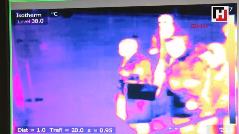 İstanbul Havalimanı'nda termal kamera sayısı ikiye çıkarıldı