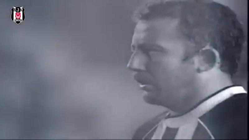 Beşiktaş'tan 19:03'e özel Sergen paylaşımı