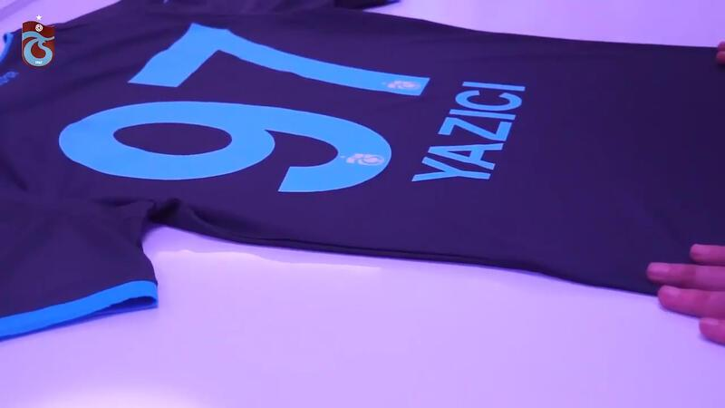 Trabzonspor, Yusuf Yazıcı'nın 97 numaralı formasını emekli etti