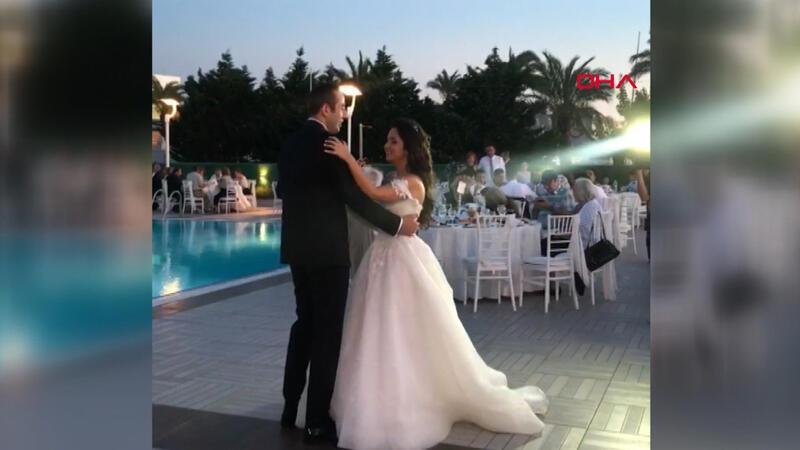 Uçak kazasında ölen Zehra Koçar'ın düğününden görüntü ortaya çıktı