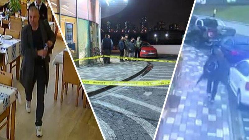 Başakşehir'de engel olmak istediği hırsızlık şüphelisi silahla ağır yaraladı