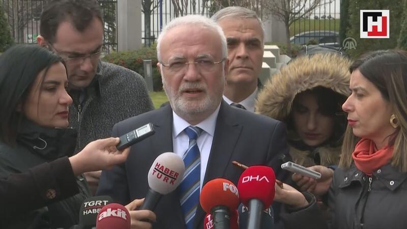Mustafa Elitaş: Cumhuriyet savcılığına suç duyurusunda bulunacağız