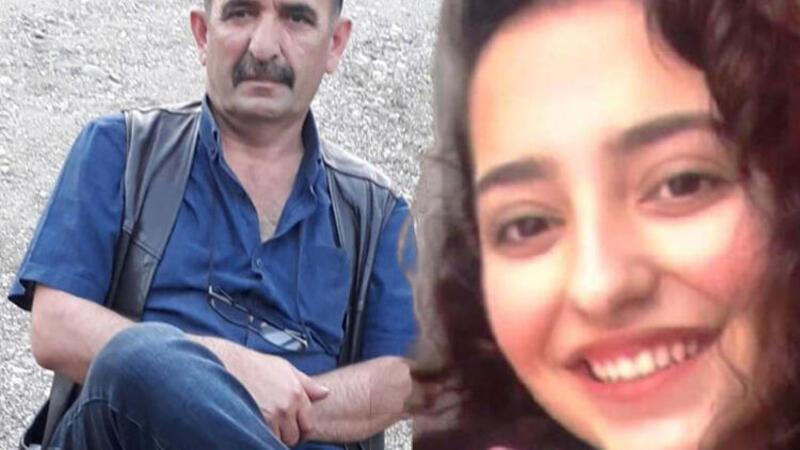 Babası kızı Şeyma'yı öldürüp yol kenarında bıraktı
