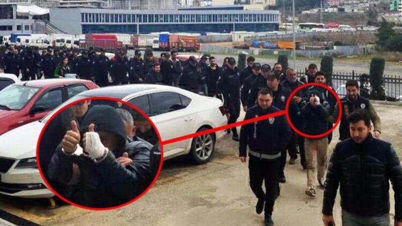 Milyonluk vurgun yapan 24 kişi yakalandı