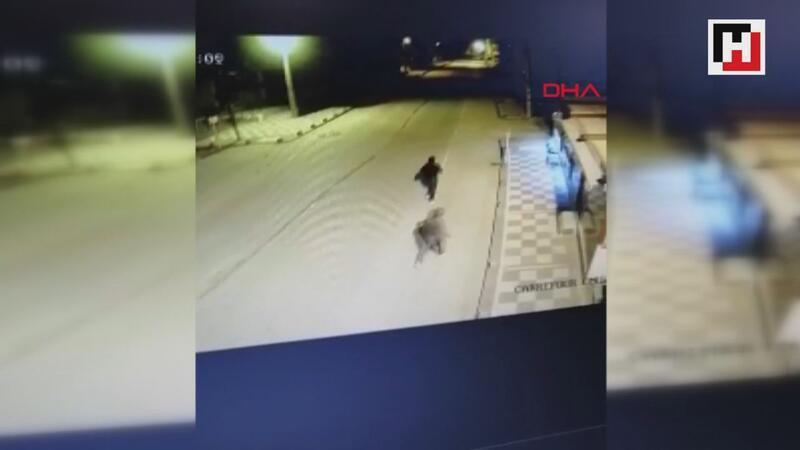 Yazlık villalardan hırsızlık yapanlar, güvenlik kamerasına yakalandı