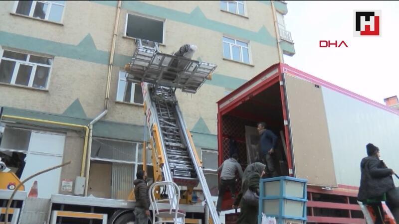 Elazığ'da ev taşıma ücretleri 2 katına çıktı